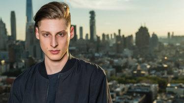 Australian technology entrepreneur Ben Pasternak.