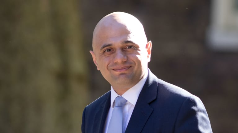 British Home Secretary Sajid Javid is expected to line up for a tilt at the leadership.