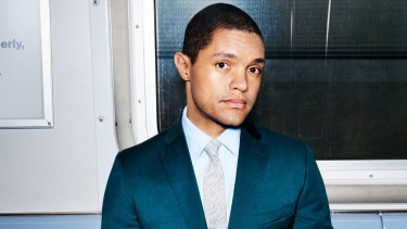Trevor Noah has attempted to explain his joke about Aboriginal women.