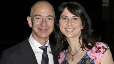 Jeff Bezos and his wife MacKenzie are divorcing after 25 years.