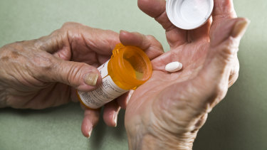 Australia is dangerously dependent on imports for its stocks of medicines.