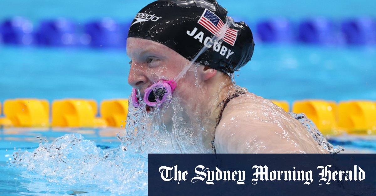 Peaty's sizzling split and a US blunder: How Australia won bronze in mixed medley relay