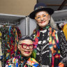 'Creative version of a first love': The colourful impact of Jenny Kee and Linda Jackson