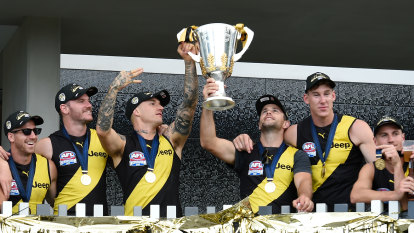 'Raise the fight': Why clubs can't replicate Tigers