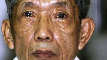Comrade Duch, notorious Khmer Rouge prison commander, dead