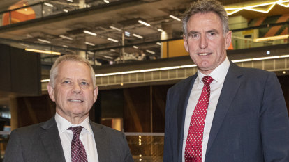 The comeback bankers looking to fix NAB