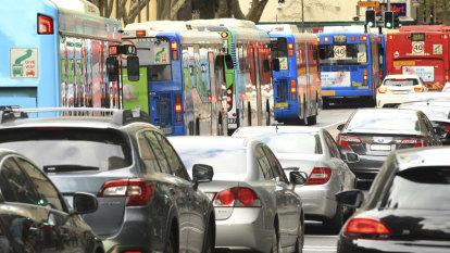 Sydney CBD congestion tax would hit wealthy hardest: analysis