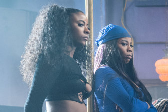 Drama series P-Valley provides an eye-opening glimpse of strip-club culture in America's deep south.