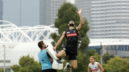 Collingwood Football Club got 'regional development' grant for Melbourne site