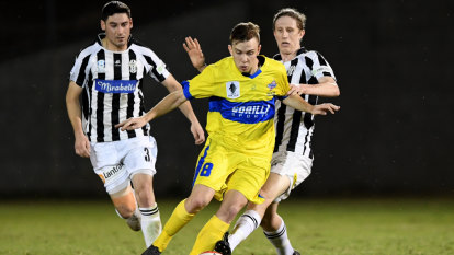 Brisbane Strikers set up FFA Cup rematch with Melbourne City