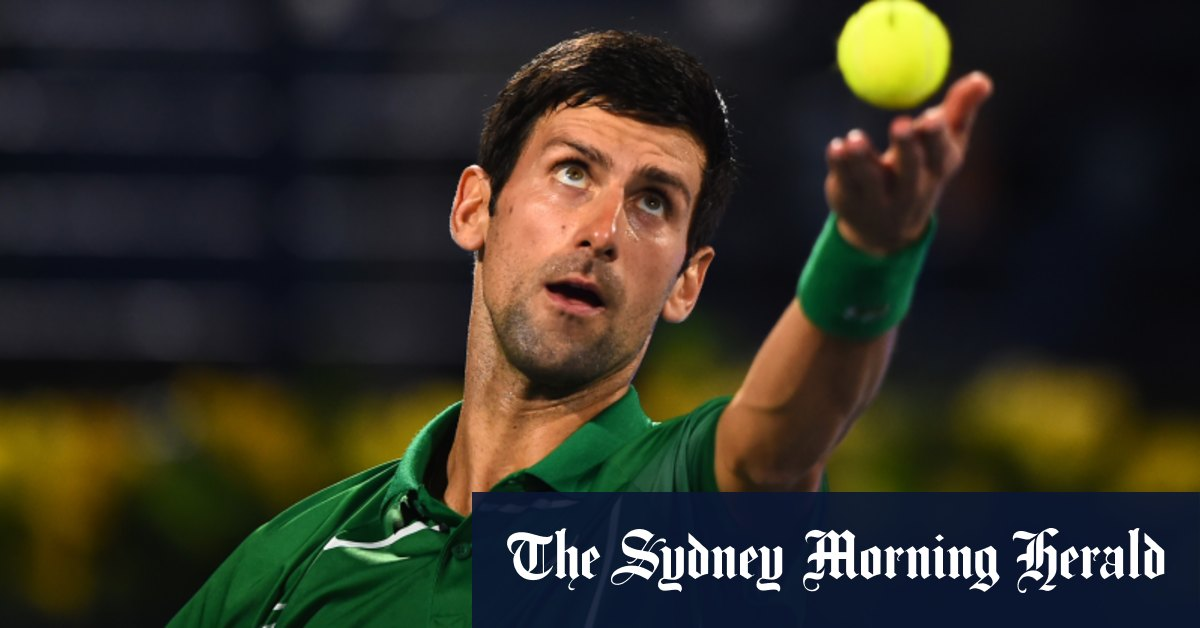 Djokovic S Move To Form New Players Association Meets Early Resistance