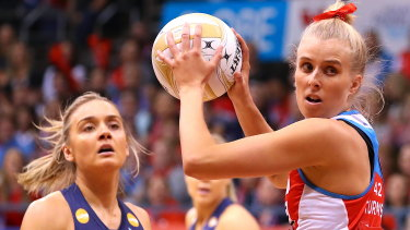 Maddy Turner is primed for Sunday's grand final against the Lightning.