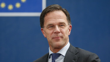 Dutch Prime Minister Mark Rutte says the country can't go into total lockdown and has instead turned to the herd immunity theory.