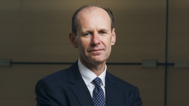 Shayne Elliott says the new system tips ANZ's pay structure on its head.