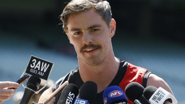 Essendon forward Joe Daniher.