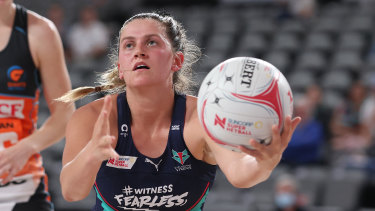 It's a race against time for Kate Eddy to be fit for Sunday's Super Netball grand final against Fever.