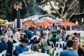 Event organisers for the Night Noodle Markets want to ensure the event remains in the centre of Sydney, and are working with City of Sydney to find a suitable replacement location.