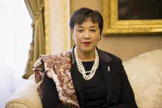 Commonwealth secretary-general Baroness Patricia Scotland has provoked the ire of Australia's Foreign Minister.