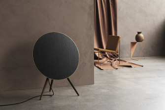 The Beoplay A9 doesn't look like other smart speakers.