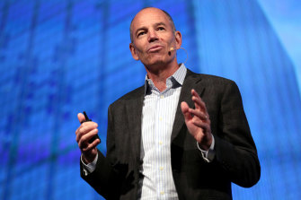 Netflix co-founder Marc Randolph says in the early days, he and Hastings would carpool into the office – rides that became brainstorming sessions about their next business.