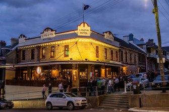 The London Hotel in Balmain, Sydney has sold for $8.5 million