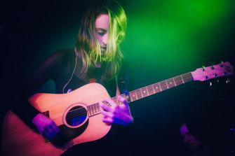Canowindra-born musician Gordi.