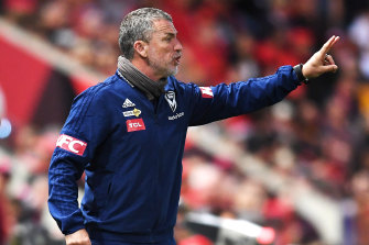 New Melbourne Victory coach Marco Kurz.