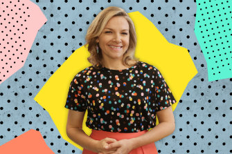 Justine Clarke brings her new show to the Recital Centre.