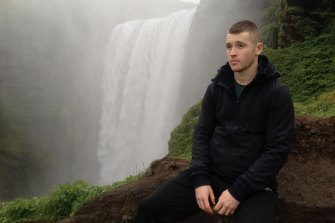 Jack O'Brien from Sydney came close to missing flight MH17, his parents have revealed.