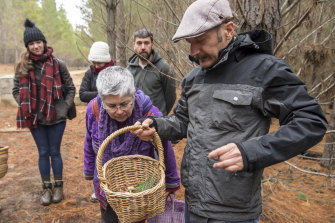 Join Diego Bonetto on a foraging adventure.