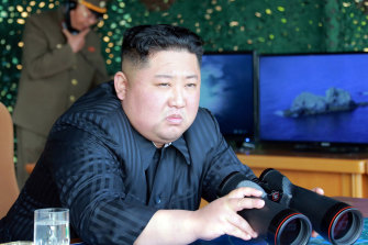 Dictator Kim Jong-un has overseen a recent expansion in North Korea's internet use.