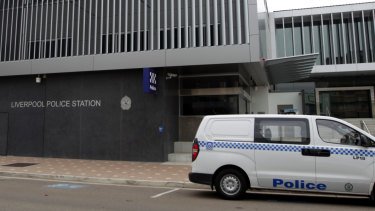 The man was charged on Wednesday at Liverpool police station.