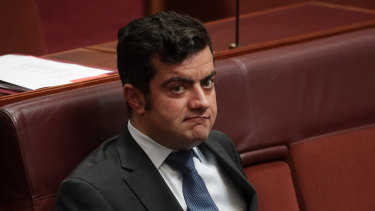 Then Labor senator Sam Dastyari was forced to quit after revelations he'd tipped off Huang Xiangmo that his phone might have been tapped by security agencies.