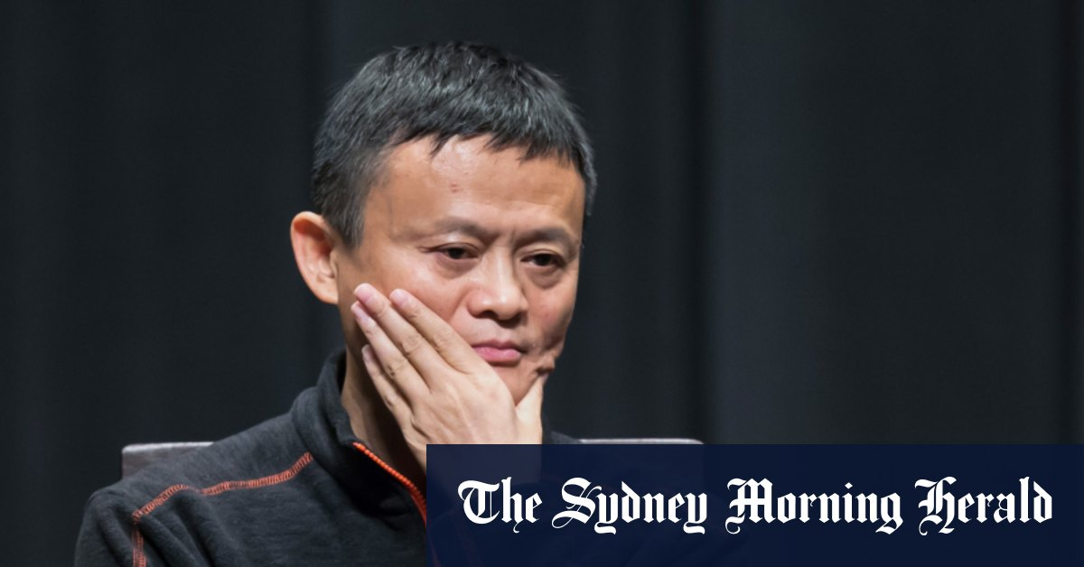 Jack Ma's Ant Group forced to get an attitude adjustment