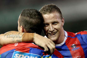 Mum's the word as Saints' Sims brothers reunite