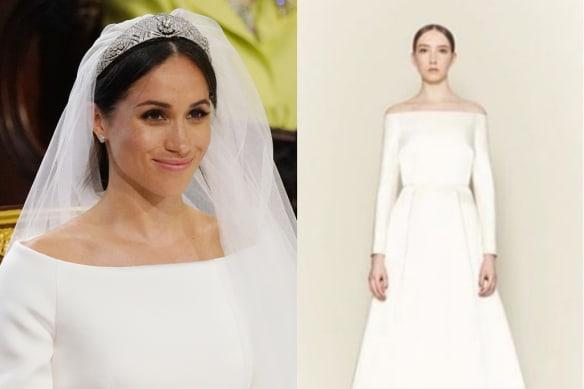 NZ designer denies Meghan Markle wedding dress copying claims