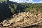 Bawdwin, the Myanmar Metals silver, lead and zinc project in the Shan State of Myanmar.