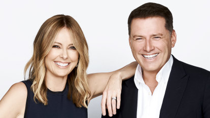 Today aims for 10 per cent ratings rise with Stefanovic and Langdon