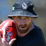 Back to work: Hard to watch, but grand final review helps Goldsack