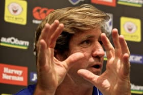 Manly powerbroker changes tune on Hasler's return