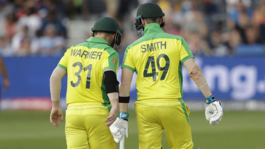 David Warner and Steve Smith are in the draft for the Hundred competition in England.