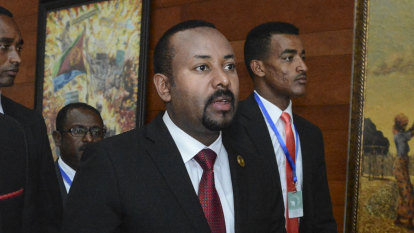 Ethiopia on brink of civil war as Abiy Ahmed sends troops into Tigray