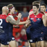 Demons ride their luck in a thriller against luckless Suns