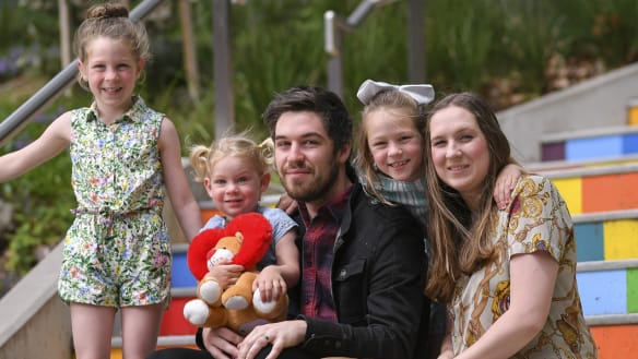 Rhian Stavely's academic career is taking his family to Harvard.