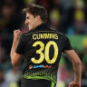 Cummins spared from final Twenty20 as first Test looms