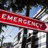 Emergencies mean public hospitals can't tackle elective surgery backlog