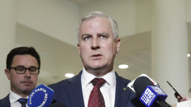Deputy Prime Minister Michael McCormack administered a grants program that crossbench MPs say needs investigating.