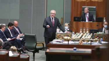 Prime Minister Scott Morrison will take a plan to national cabinet on Friday in a bid to get agreement on how to open state borders.