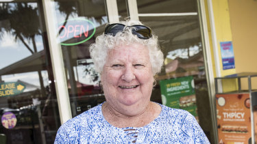Margaret Weiks, 69, says she switched her vote to the Liberal National Party in 2016.