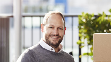 HelloFresh Australia chief executive Tom Rutledge said customers have been understanding about some service changes.